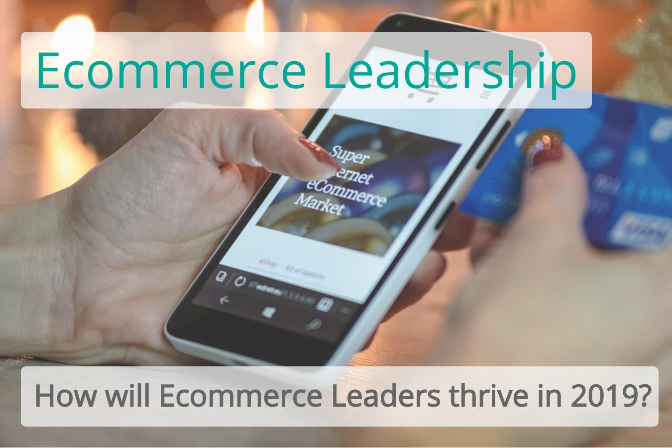 Ecommerce Leadership
